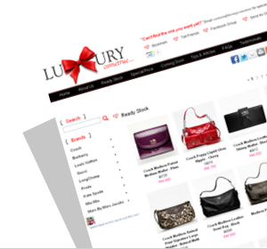 seo malaysia client - luxurycometrue.com listed on Google.com.my top 10 listing